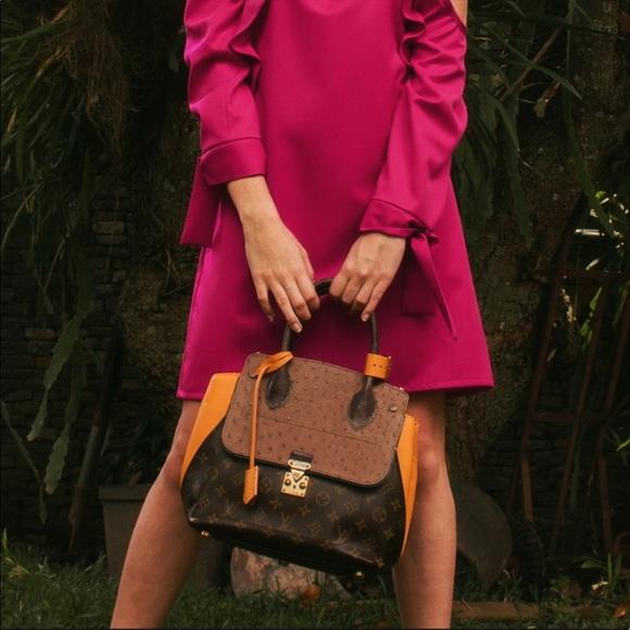 Louis Vuitton Handbags - Louis Vuitton Majestueux - RARE